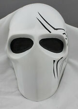 Mask Paintball Airsoft Full Face Protection Skull Mask Prop Halloween M00428