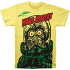 MARS ATTACKS - Big Yellow Martian T-shirt - NEW - SMALL ONLY