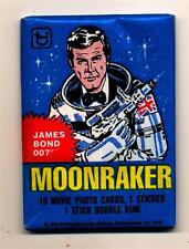 Moonraker (James Bond) Trading Card Pack