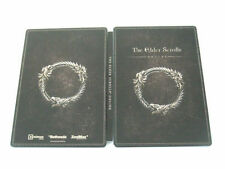 The Elder Scrolls Online : Steelbook collector [Vide/Empty]