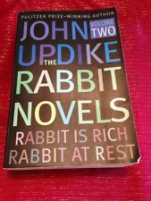 Rabbit: Rabbit Is Rich and Rabbit at Rest Vol. 2 by John Updike (2003, Paperback