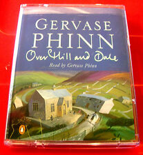 Gervase Phinn Reads Over Hill And Dale 2-Tape Audio Book School Inspector/Humour