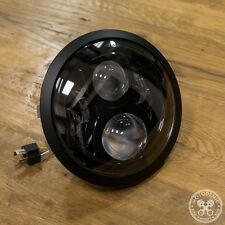 Motodemic Evo2 LED Headlight Ducati Sport Classic GT1000 Paul Smart Black