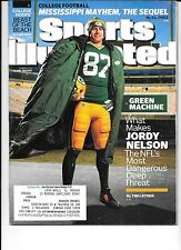 Jordy Nelson Green Bay Packers Sports Illustrated December 1, 2014