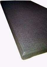 Professional Acoustic Panels 24x48x2'' mounting hardware included(sound control)