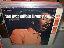 JIMMY SMITH open house ( jazz ) - blue note 84269 - RVG - PROMO -