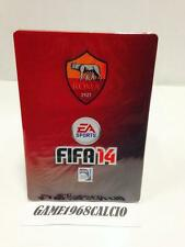 FIFA 14 STEEL BOX ROMA PS3 XBOX 360 PC NUOVA SIGILLATA SCATOLA METALLICA RARA