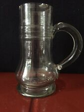 Victorian ? Glass Drinking Tankard
