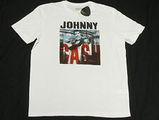 $39 NWT Mens Lucky Brand T-Shirt Johnny Cash America Tee Made In USA Size M M671