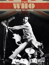 The Who -- Guitar TAB Anthology: Guitar TAB, Who, The, New Books