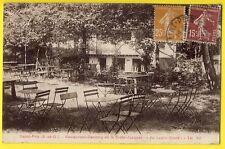 """cpa Rare 95 - SAINT PRIX Restaurant Dancing de la CROIX JACQUES """"Au Lapin Sauté"""""""