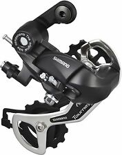 1X Shimano Tourney TX35 5/6 /7/8 Speed Direct Mount MTB Rear Mech