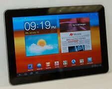 "Samsung Galaxy Tab GT-P7510 WiFi 10.1""HD  16gb Android Tablet Camera Bluetooth B"