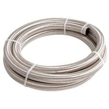 Aeroflow 100 Series AN -12 (17.4mm I.D.) Stainless Steel Braided Hose 1m