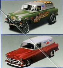 Revell 53 Chevy Panel Truck-409 V8-1/25 Scale Kit-85-4189-Model Car Swap Meet