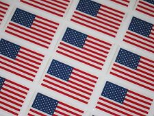 UNITED STATES US FLAG NAVY Football Helmet Decals Qty (4) Full Size 3M 20MIL