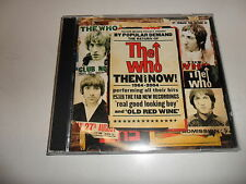 Cd    Then And Now  von The Who