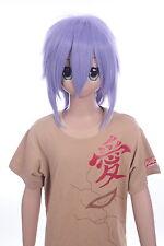 W-LD002-T3925 blau blue 38cm COSPLAY Perücke WIG Perruque Haare Hair Anime Manga