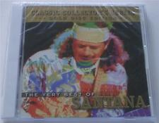 Very Best of Santana Gold Disc Edition Singapore CD New