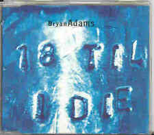 Bryan Adams - 18 Til I Die UK 1997 CD-Single SingleMix