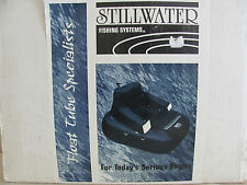 Stillwater Fishing Systems - Maximum - Float Tube - #SFS 100 Closed Front Tube