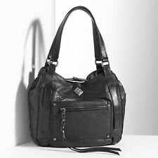 Simply Vera Wang Venezia Leather Hobo Handbag