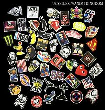 USA Seller 50 Skateboard Vinyl Sticker Skateboard cool stickers Not Random Lot B
