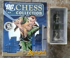 DC Chess Collection #11 Ra's Al Ghul Black Bishop Resin Figure & Magazine