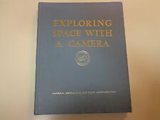 Exploring Space with a Camera 1968 NASA SP-168 Space Earth Photos
