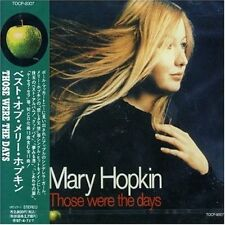 Those Were the Days [Mary Hopkin] [1 disc] [4988006697294] New CD