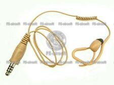 TRI Inviso M3 Earphone (PRC 148 152 154 MBITR TEA PTT TCI Peltor Comtac Silynx)