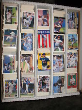 1995 Collector's Choice  Baseball Base & SE Large Lot Approximately 1844 Cards