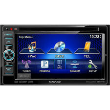 "Kenwood Excelon 6.1"" Touchscreen In Dash Car DVD Receiver New DDX470"