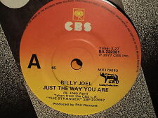 "Billy Joel ""Just The Way You Are"" Classic Hit Oz 7"""