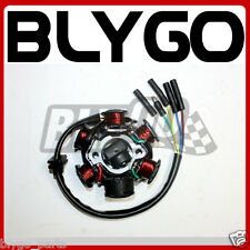 6 Coil Pole Magneto Flywheel Stator 110cc 125cc PIT Quad Dirt Bike ATV Buggy