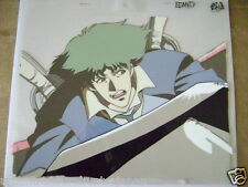 COWBOY BEBOP SPIKE EPISODE 4 GATEWAY SHUFFLE ANIME PRODUCTION CEL
