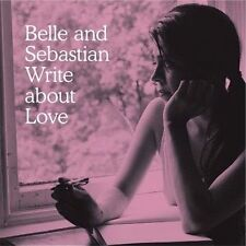 NEW Write About Love by Belle And Sebastian CD (CD) Free P&H