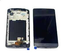 LG G3S G3 MINI D722 D725 LCD DISPLAY TOUCH SCREEN + DIGITIZER + FRAME GREY/BLACK
