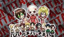 155 Attack on Titan Chibi PLAYMAT CUSTOM PLAY MAT ANIME PLAYMAT FREE SHIPPING