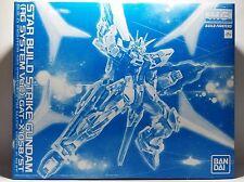 【Premium Bandai】MG 1/100 STAR BUILD STRIKE GUNDAM RG SYSTEM Ver. Model Kit New