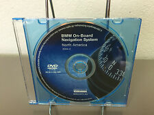 03 04 05 BMW E46 3-Series 330i 330Ci M3 Navigation DVD # 800 Map Version 2004-2