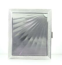 Vintage Mappin and Webb Sterling Silver Cigarette Case