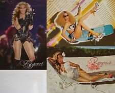 Beyonce Knowles  ___   3   POSTER   ___     COLLECTION __ POSTERSAMMLUNG