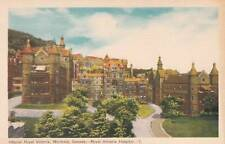 Antique POSTCARD c1920-40s Royal Victoria Hospital MONTREAL, QUEBEC 14559