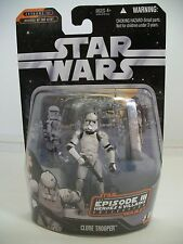 STAR WARS SAGA EPISODE III HEROES & VILLIANS 5 of 12CLONE TROOPER ~ MOC