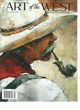 ART OF THE WEST, MARCH / APRIL, 2016 (  FOR ALL FINE ART COLLECTORS )
