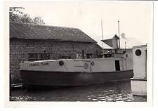 1950's-60's image Francis Clark Great Lakes Mi.fishing vessel Schffer photo #K