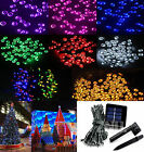 Solar Power Fairy String Light 60 / 100 / 200 LED for Party Xmas Outdoor Decor