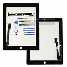 Digitizer Touch Screen Glass Display Replacement For The NEW IPAD 3 IPAD 4 gen