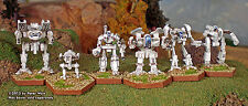 BATTLETECH 10-056 BattleForce Scale Level II ComStar NISB ( hex base / 20-800 )